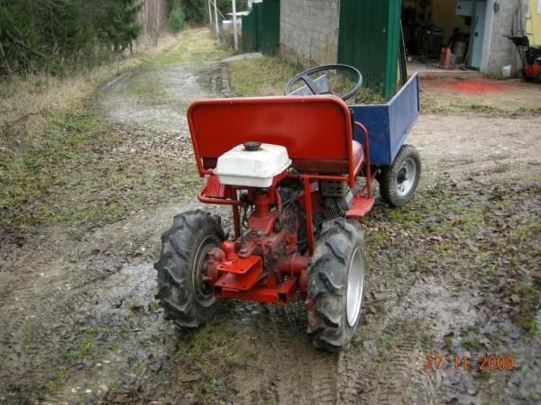 ДаунриггеСамоделки своими руками тракторы